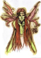 Earth Fae by Wild-Indigo