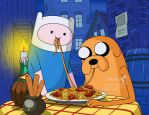 Adventure Time by Nippy13