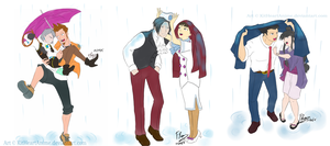How to Protect Bae from da Rain by KitHeartAnime