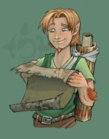 Halfling by CrescentMoon