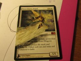Baneslayer Angel: Partial extension by Hurley-Burley-Alters