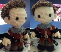 Dean Winchester in his LARP Outfit - Supernatural by GamerKirei