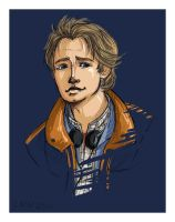 Marty McFly by CeeNot