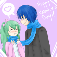 My Voca Valentine by Namibulous