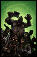 Zombies V1 by BrentonWright