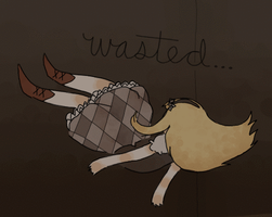 wasted by kyoukonut
