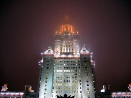 Moscow University by maha-on
