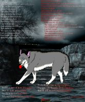 Silver-fang english by Metalwolf13