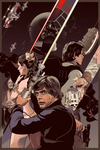 SW. Return of Jedi by Aseo
