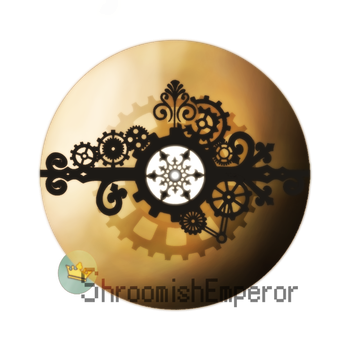 Steamball - Steampunk Pokeball by BalignonEmperor