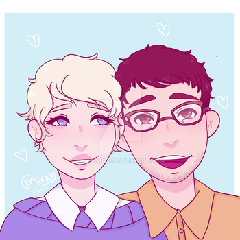 Love Nerds by nbwitch