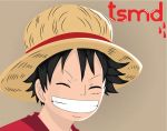 Monkey D Luffy by ThaSketchMan