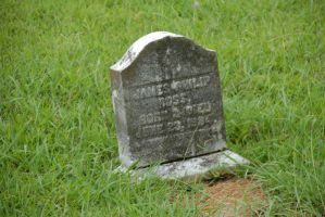 Taylor Jackson Cemetery 01 by LinzStock