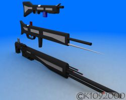 BHA Weapons by K1092000