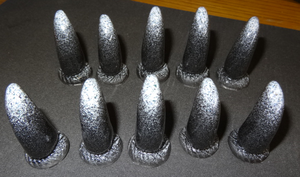 Granite Claws by DreamVisionCreations