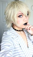 Homestuck || roxy contacts test! by serkets