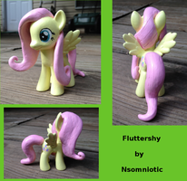 Fluttershy 2 by Nsomniotic
