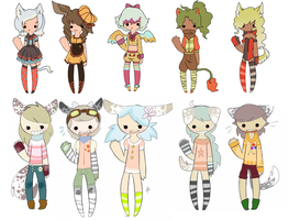 collab adopts [OPEN] by togekissuadopts