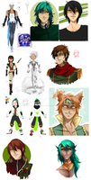 (inserts small art dump here) by Pharos-Chan