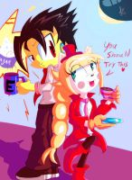 Coffee or Tea Time by Dante91