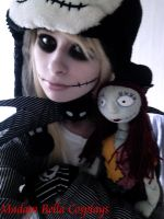 Jack and Sally by MasterCyclonis1