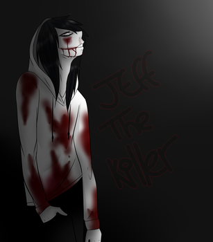 Jeff The Killer by EdgyChild