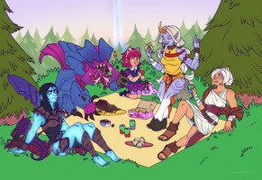 After the Battle (again) by stalinda