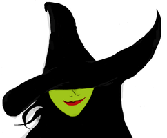 Wicked Witch by privatecomedy