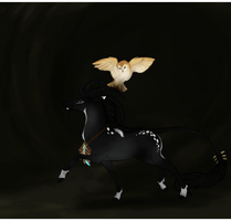 Taber the Scourge   Old Reference by strideroo