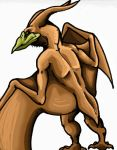 Rodan colored by Crocazill