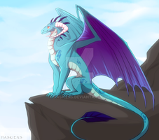 The Dragon Queen by Haskiens