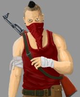 The brother of vaas by dhartx