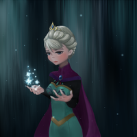 Elsa(Frozen) by ChickTickTick