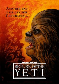 Chewbacca's Bac by KevLev