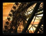 The Giant Wheel by h4nd