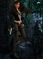 Lara Croft 31 by Orphen5