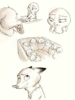 Zootopia Comic |Page 34 by EmberLarelle276