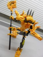 Self-MOC Celtrice, The Electric Force 2 by 11garfield