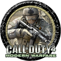 COD 4 Dock Icon 3 by WarrioTOX