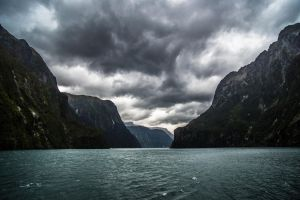 Milford Sound by lomatic