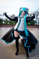 Miku the Sorceress by Koizuki
