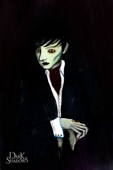 Barnabas Collins by TYEplusPIXIE-DYE