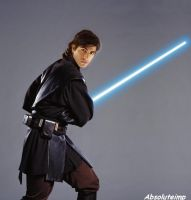 Brandon Routh as Anakin by TheRealImp