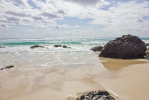 STOCK Coolangatta Beach 072 by fillyrox