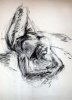 Reclining Woman by KateStehr