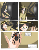 Helena Hopkins and the Lost Loom of Arachne pg 16 by Jonesycat79