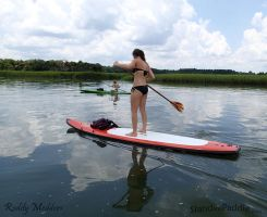 Stand and Paddle SUP 4168 by PaddleGallery