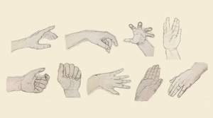 Hands by K1000SL