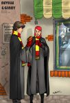 Hogsmeade's Date Color by BerenicePotter