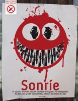 Sonrie - Military Free Zone by Mgl-23